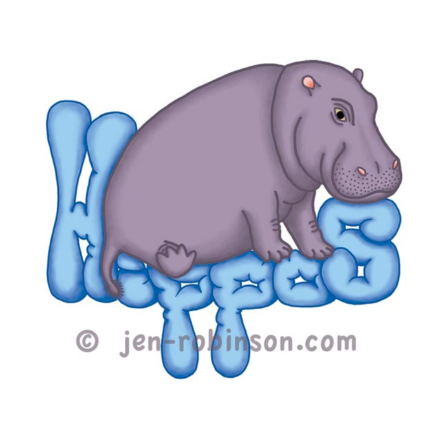 hippopottermiss hippo tee-shirt sur Redbubble